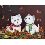 Autumn Westies